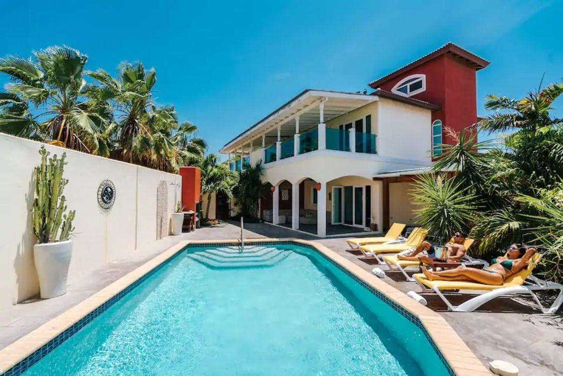 Private Villa & Apartment Aruba