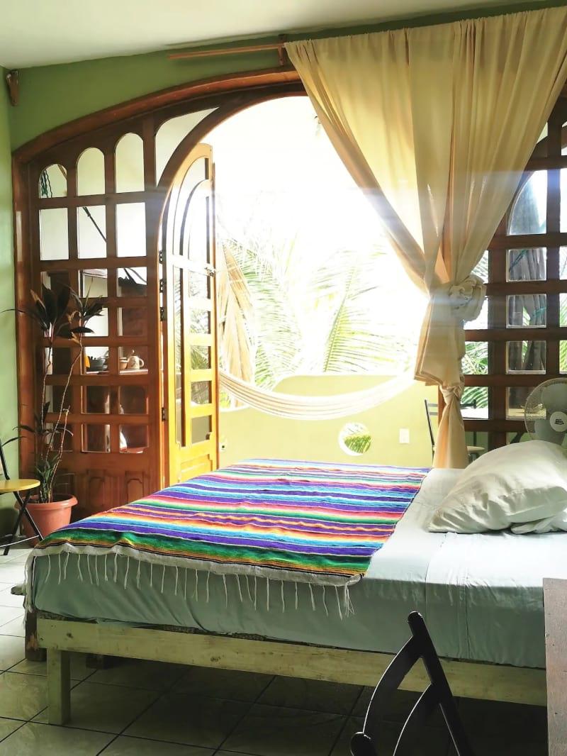 Beautiful Ocean View Room, Puerto Escondido