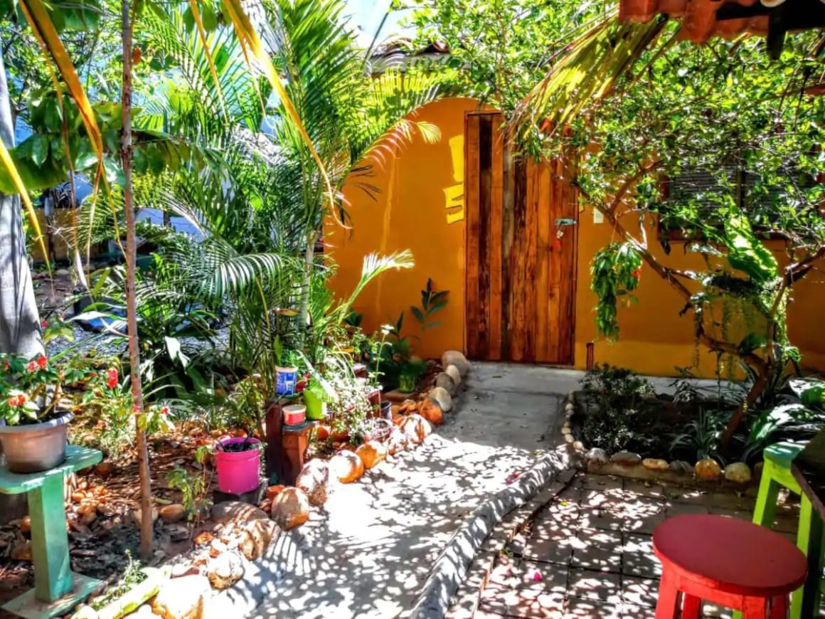 Casa Gio Cabana en el jardin, Puerto Escondido
