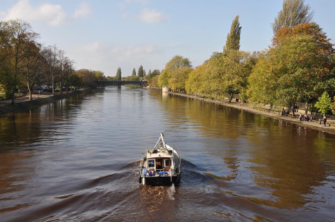 River cruise York