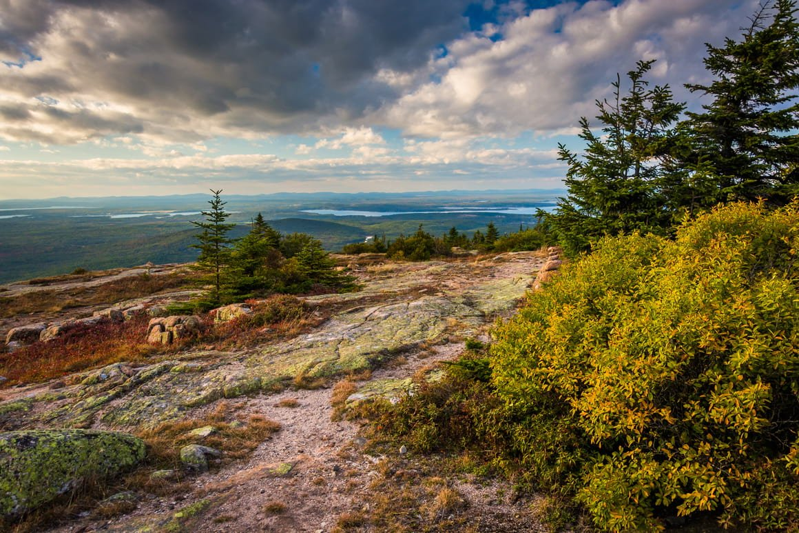 Blue Hill, Acadia National Park 1