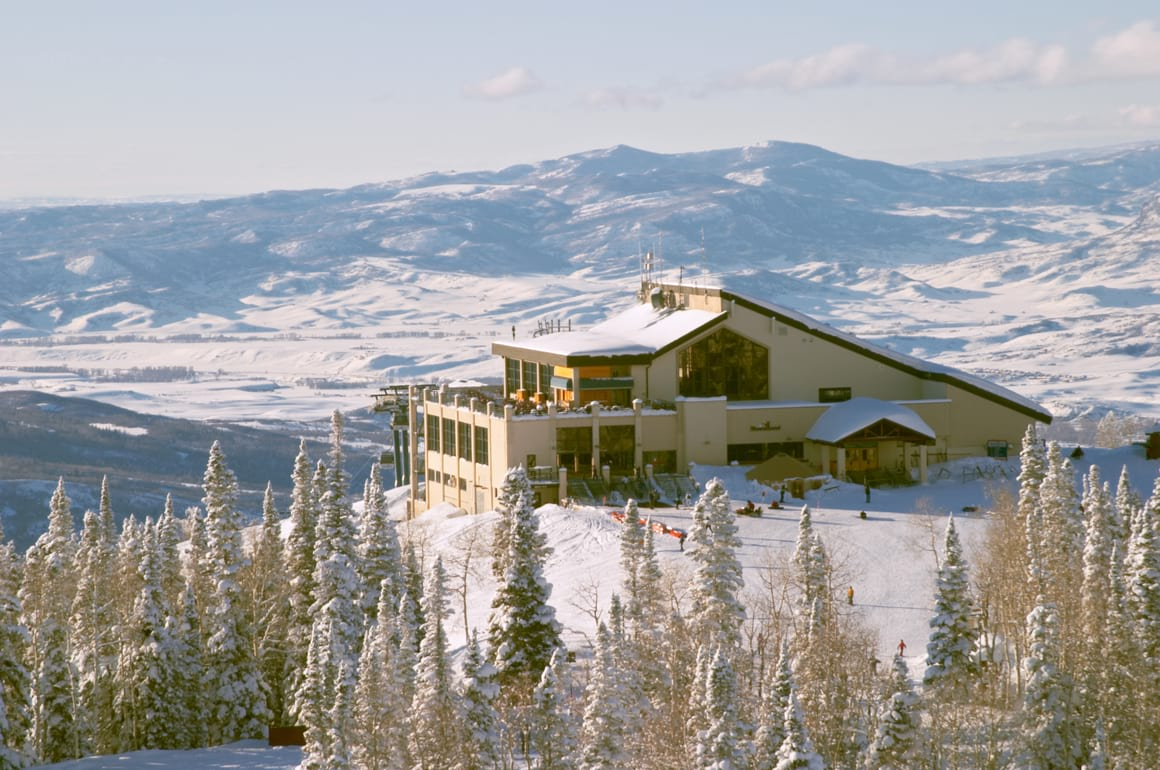 The Mountain, Steamboat Springs