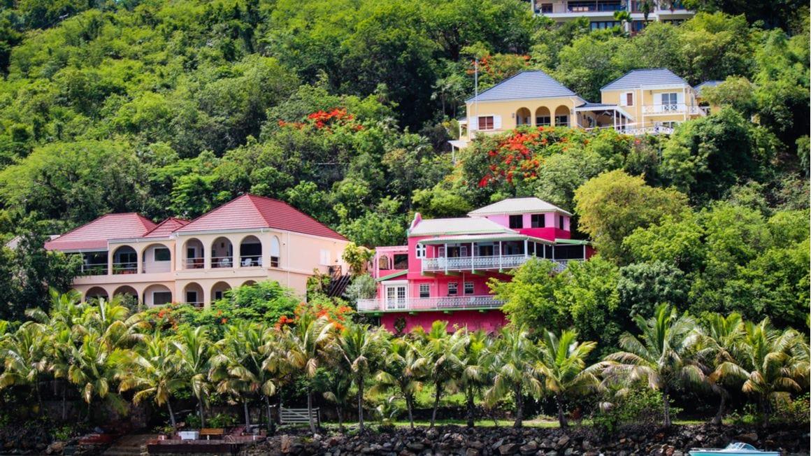 Southern Islands British Virgin Islands