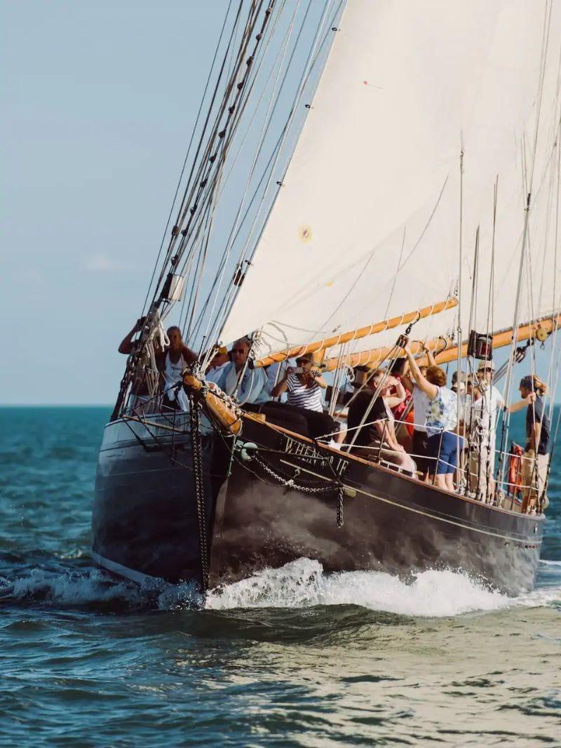 Sunset Sail on Historic Schooner Yacht Florida Key