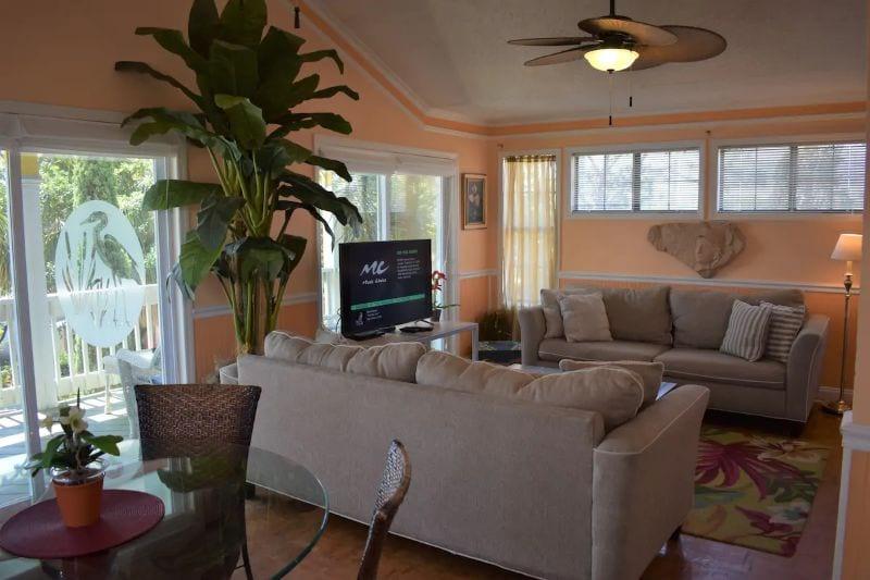 The Peach Penthouse Tybee Island