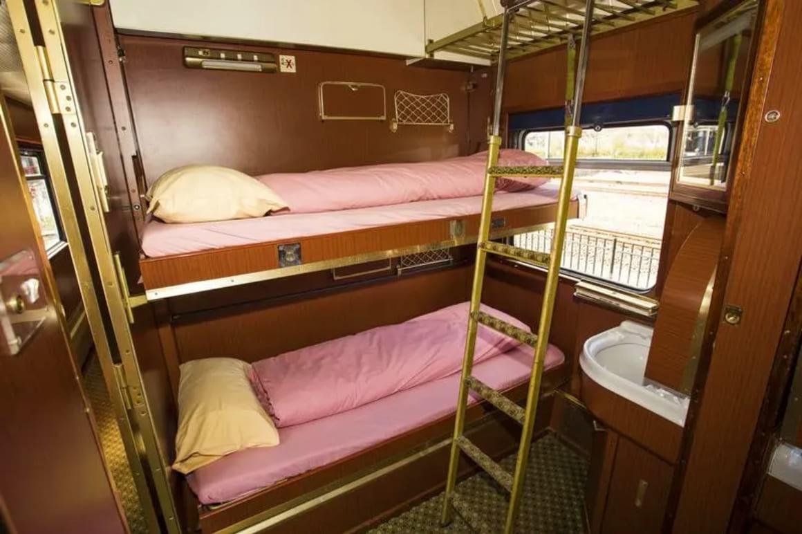 Train Lodge Amsterdam best hostels in Amsterdam