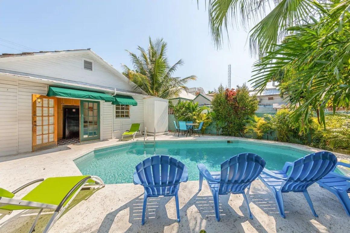 Tropical family-friendly home Florida Key