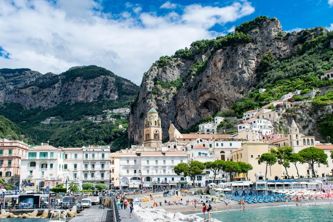 What to Expect from Airbnbs in the Amalfi Coast Villas