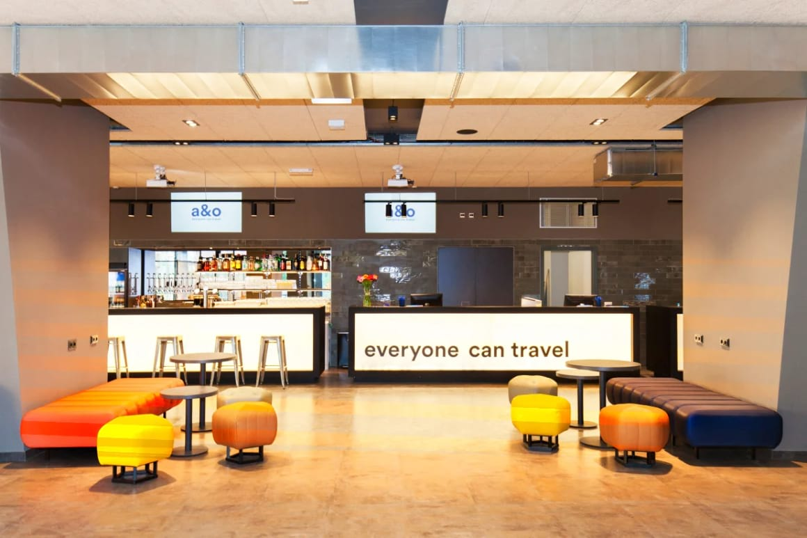 a and o Amsterdam Zuidoost best cheap hostels in Amsterdam