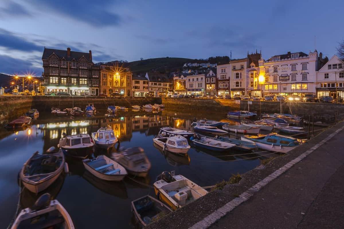 Admirals Quarters, Devon