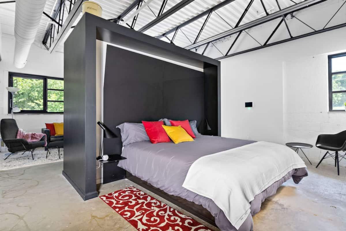 Urban oasis loft apartment, Kansas City