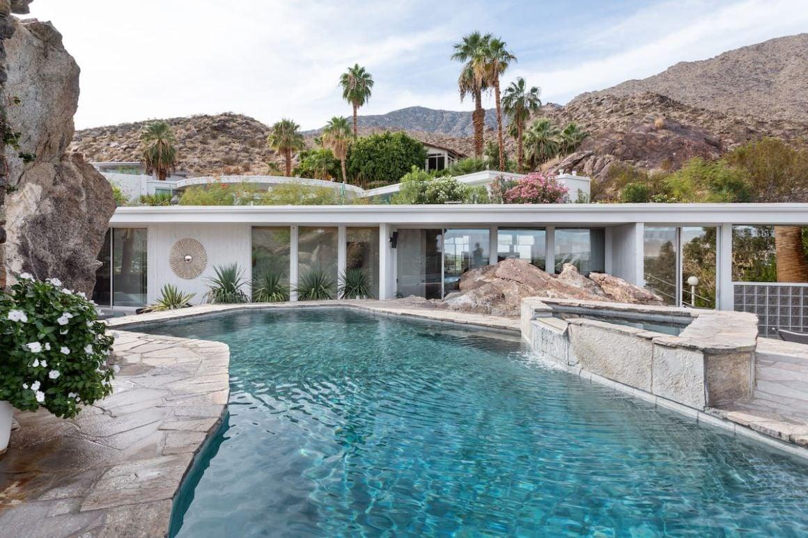 Cliffside Estate, Palm Springs