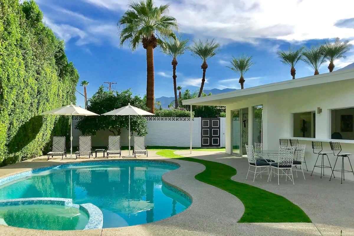 Dream Mid Century Modern Compound, Palm Springs