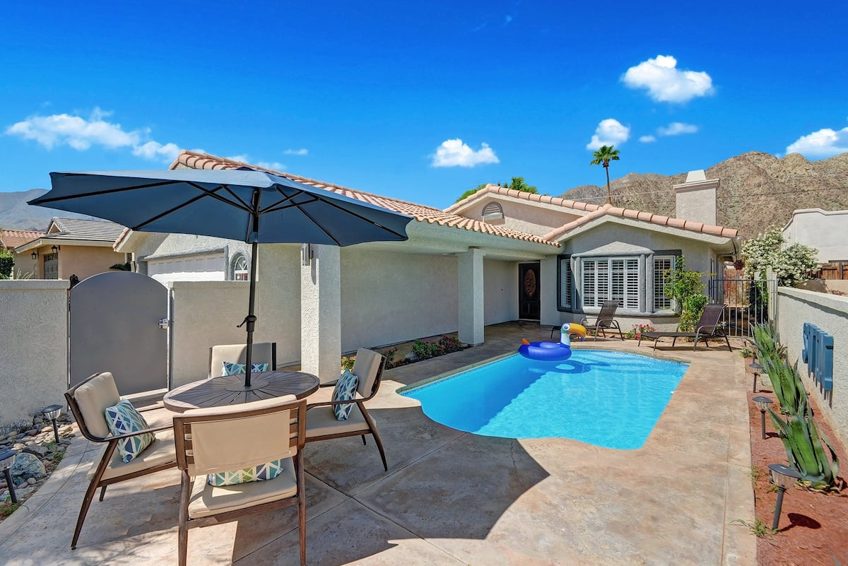 Upscale Getaway with Pool, Palm Springs