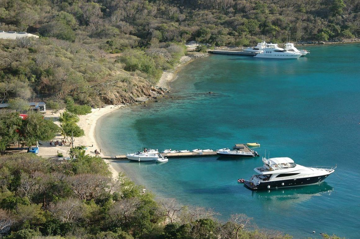 Bay British Virgin Islands