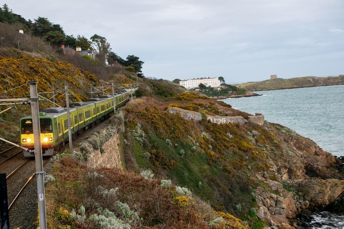 cheap train travel in dublin
