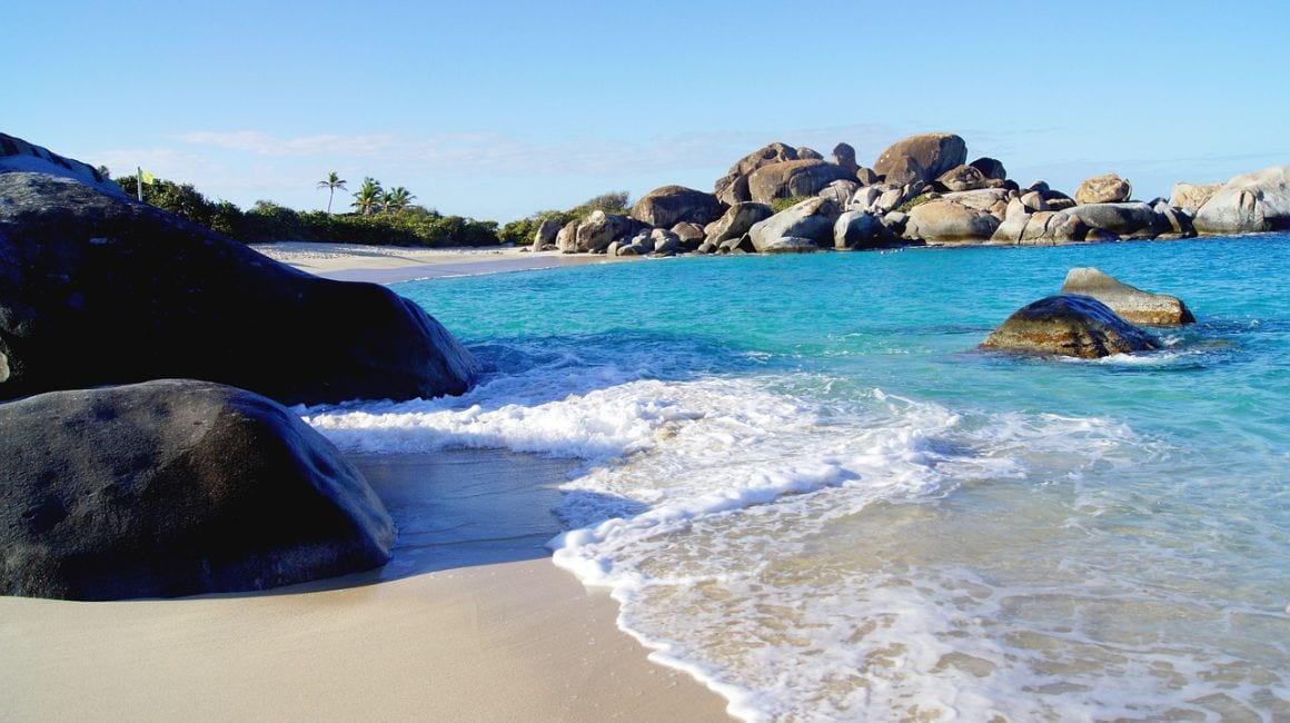 Devil Bay British Virgin Islands