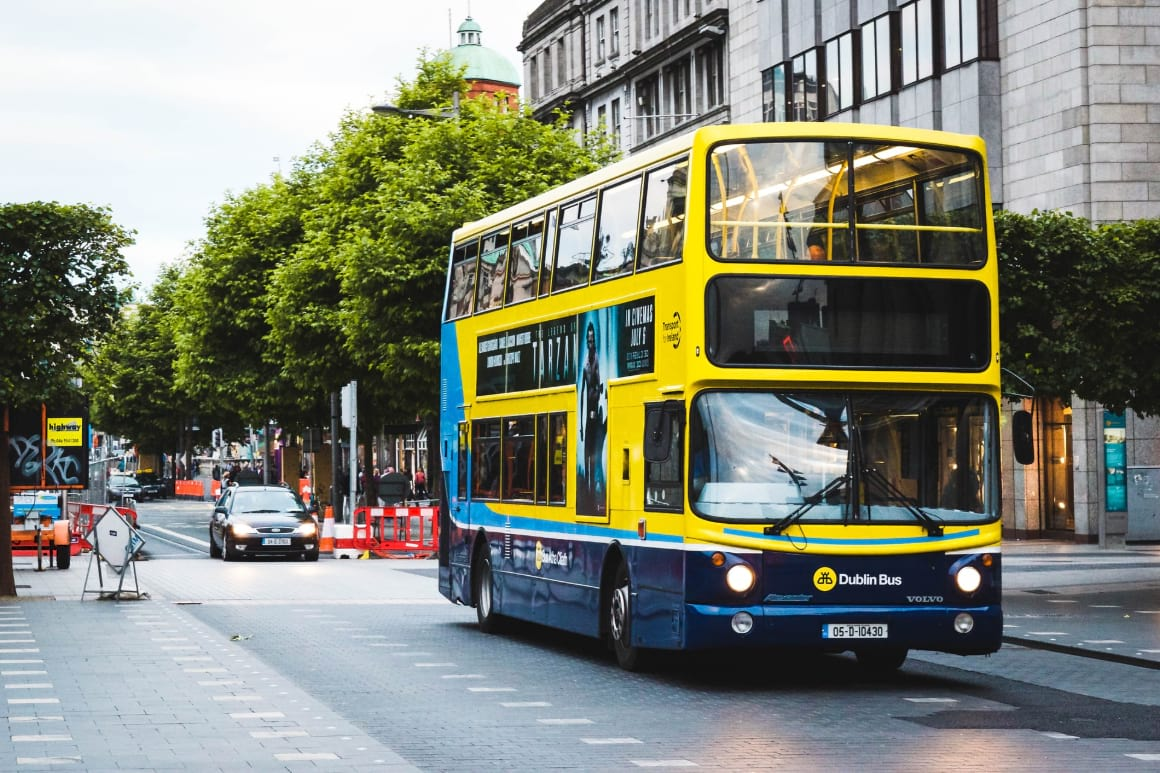 how to get around dublin cheap