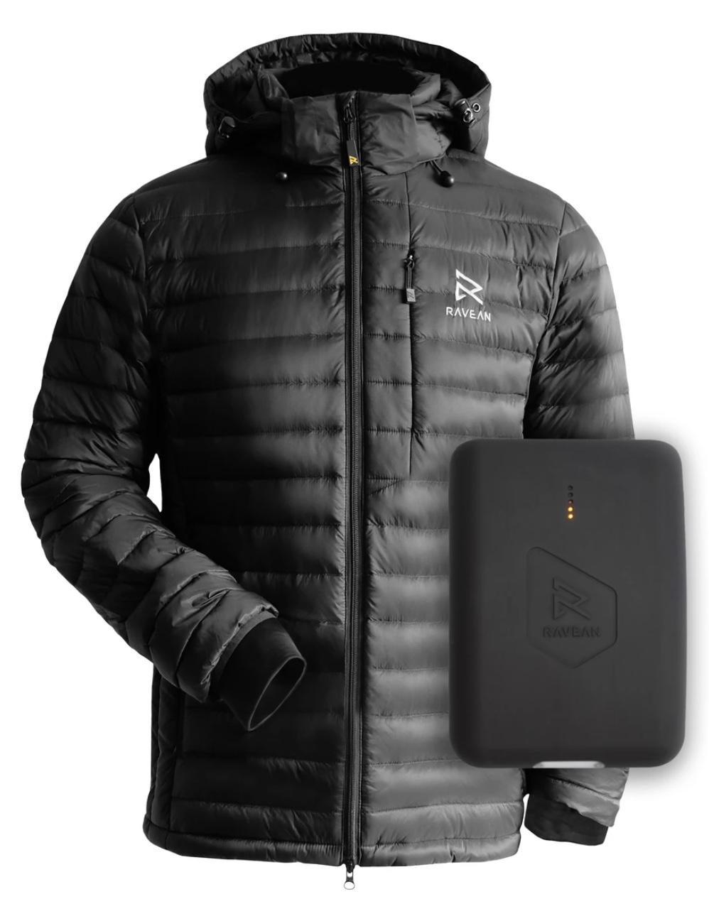 ravean heated jacket review