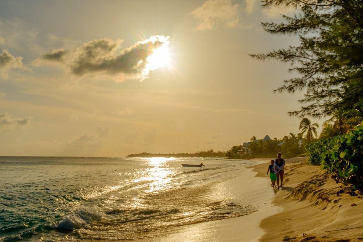 Cemetery Beach Cayman Island