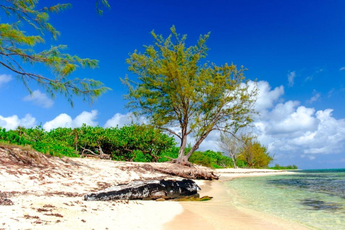 West Bay, Cayman Island