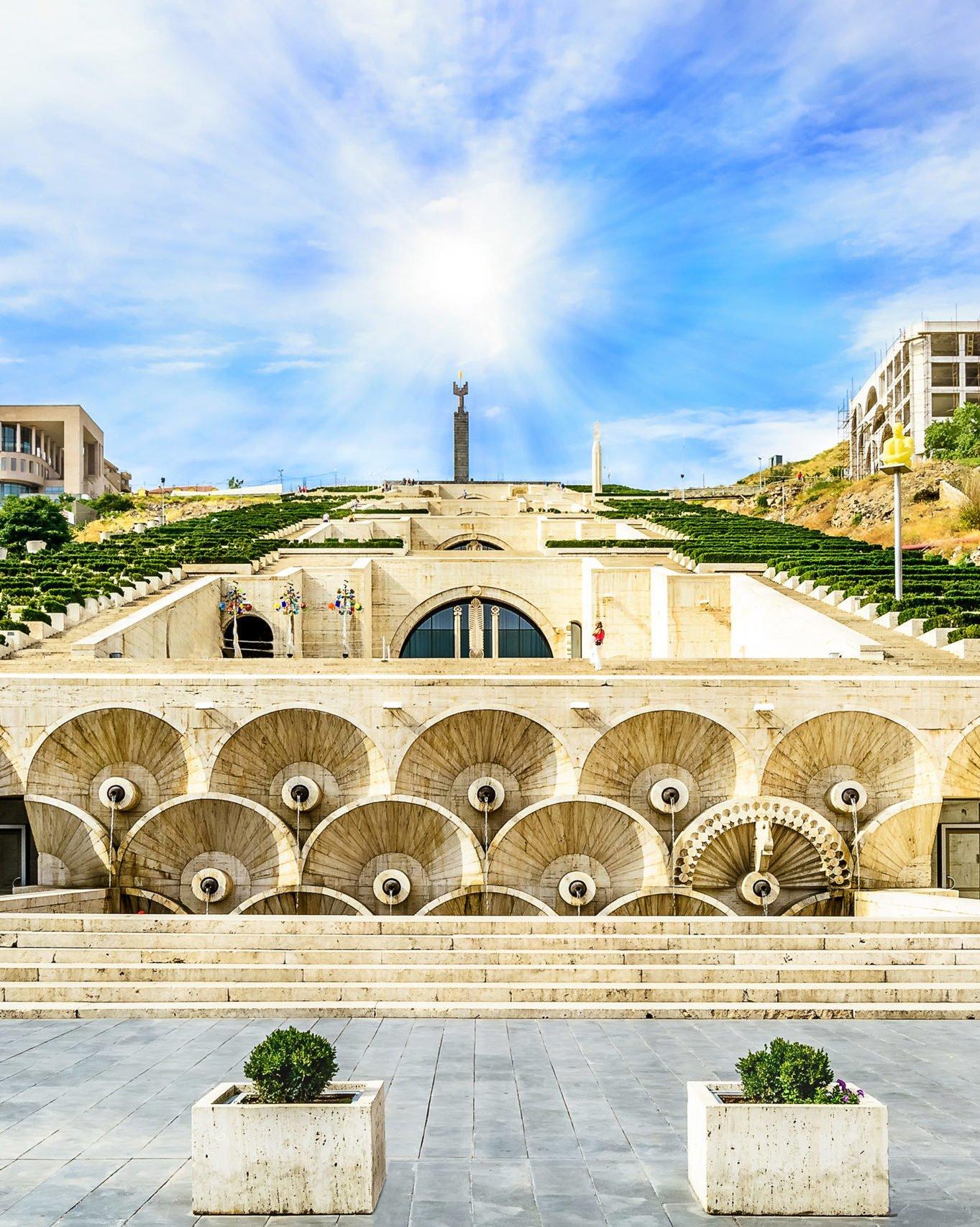 armenia genocide monument