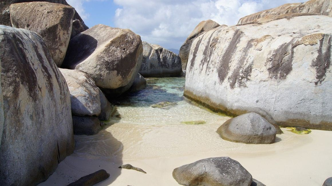 Spring Bay British Virgin Islands