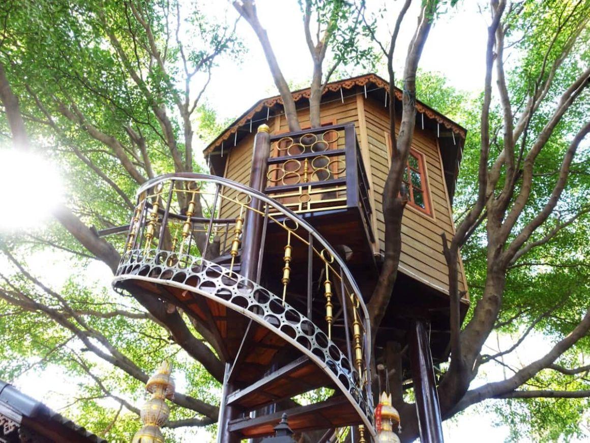 Tree house in Bangkok