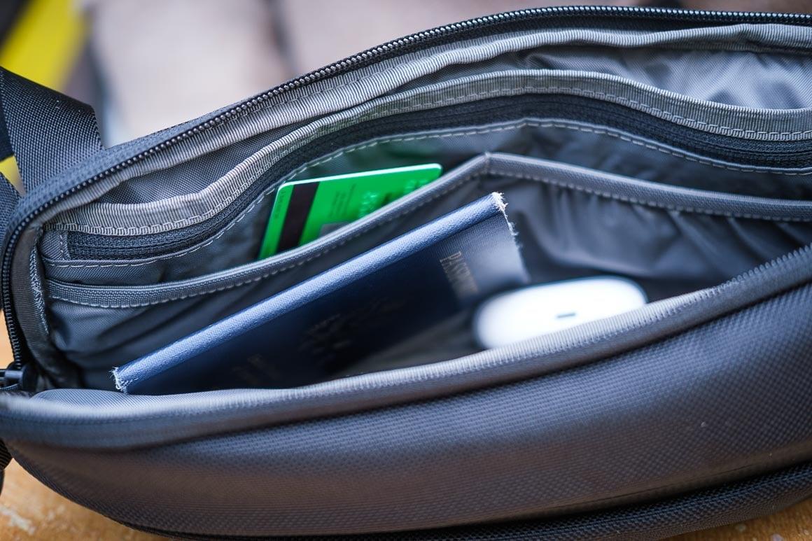 best sling packs AER