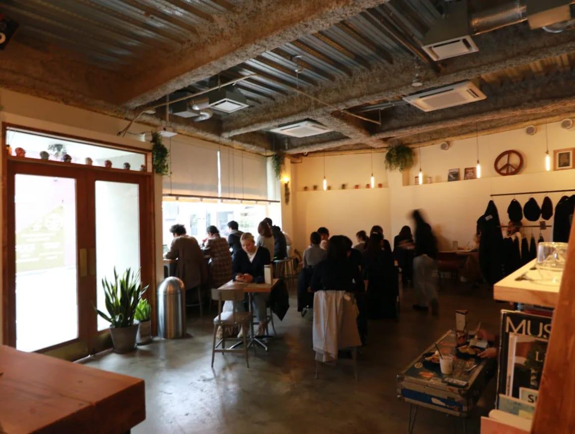 Almond Hostel and Cafe Shibuya Tokyo Japan