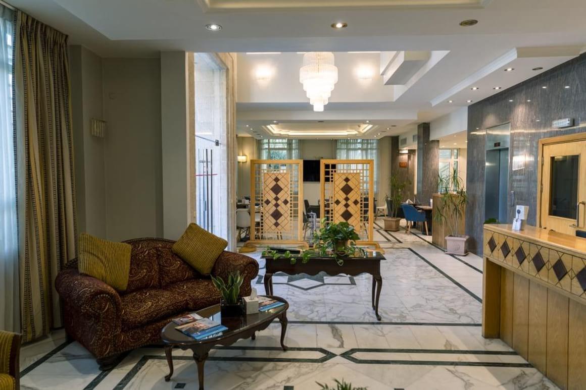Al Kindi Hotel, Amman