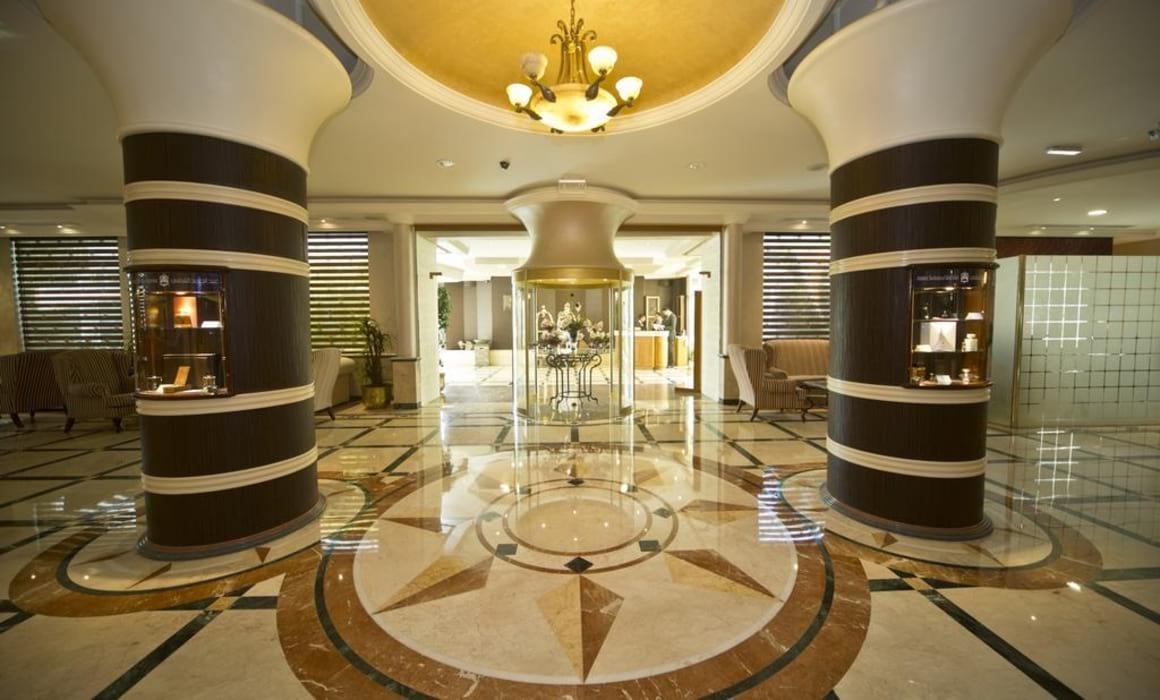 Bristol Hotel, Amman 1