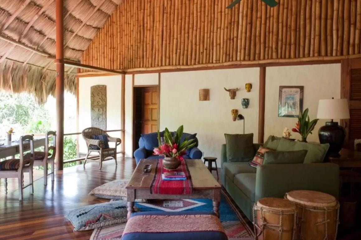 Blancaneaux Eco Lodge Belize