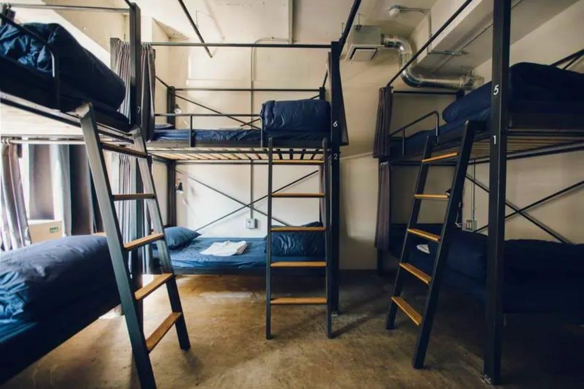 CITAN Hostel Tokyo Japan
