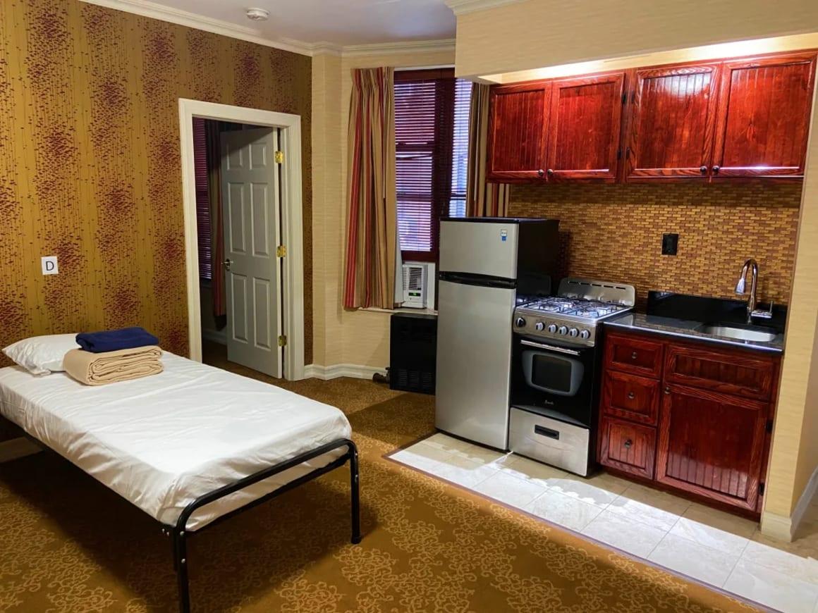 Chelsea International Hostel New York USA_2