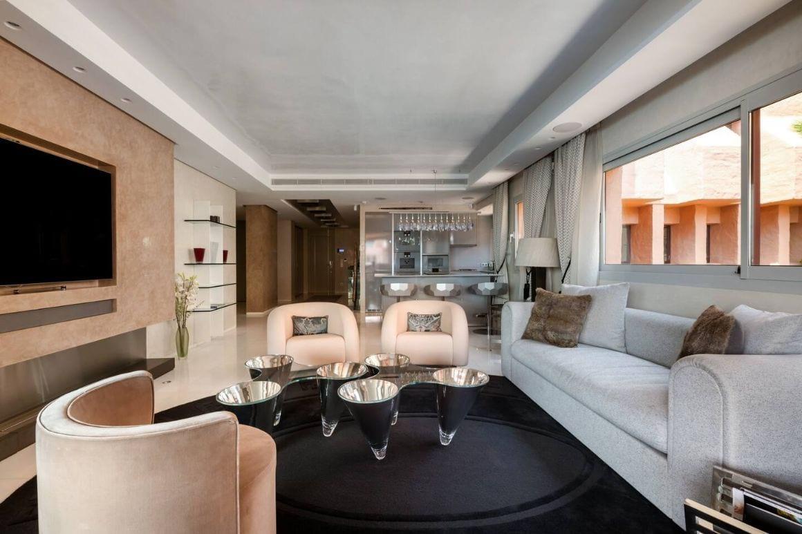 Fendi Penthouse, Costa del Sol 2