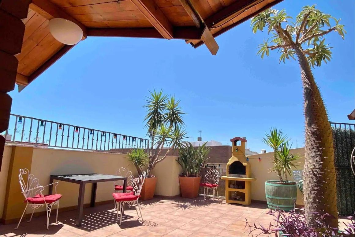 Private Terrace, Costa del Sol