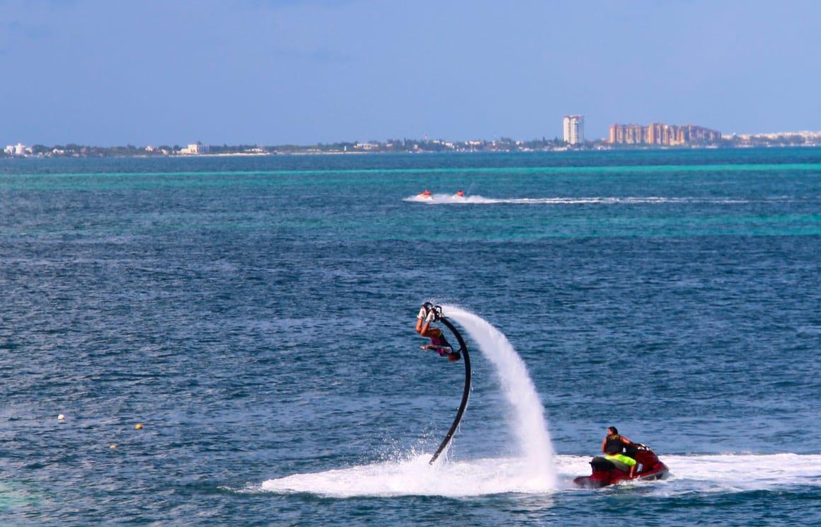 Flyboard Cancun