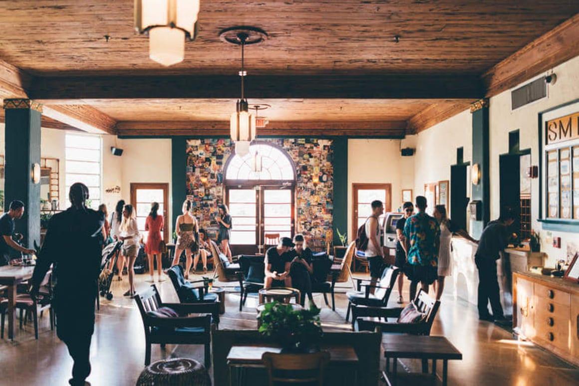 Freehand Party Hostel Miami USA