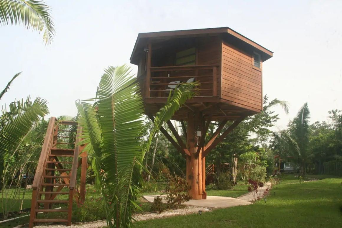 Green Valley Treehouse Eco Resort Belize