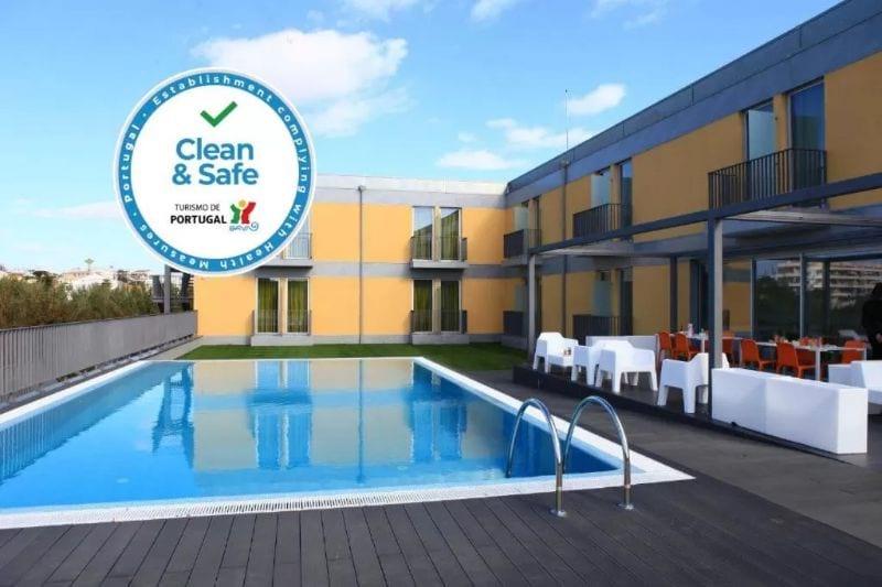 Hotel 3K Faro Aeroporto Algarve