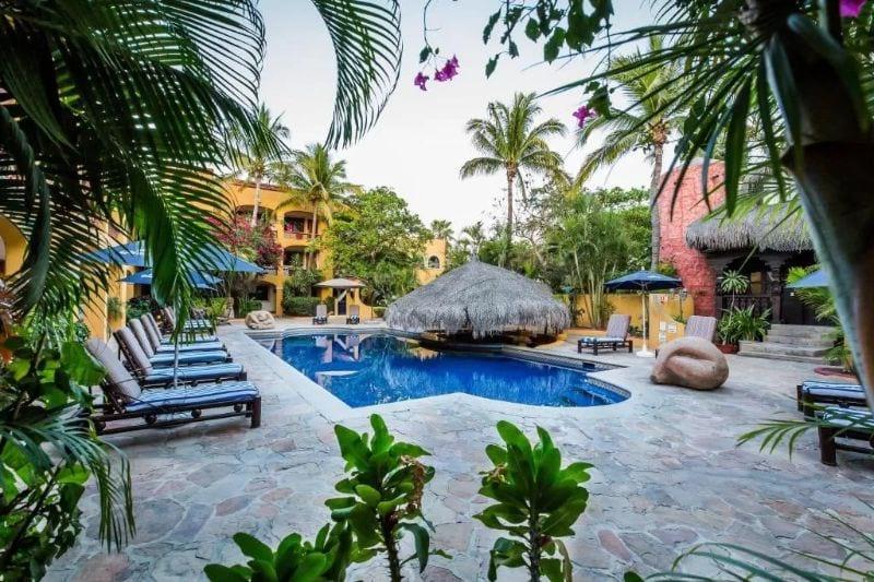 Hotel Tropicana Inn Los Cabos