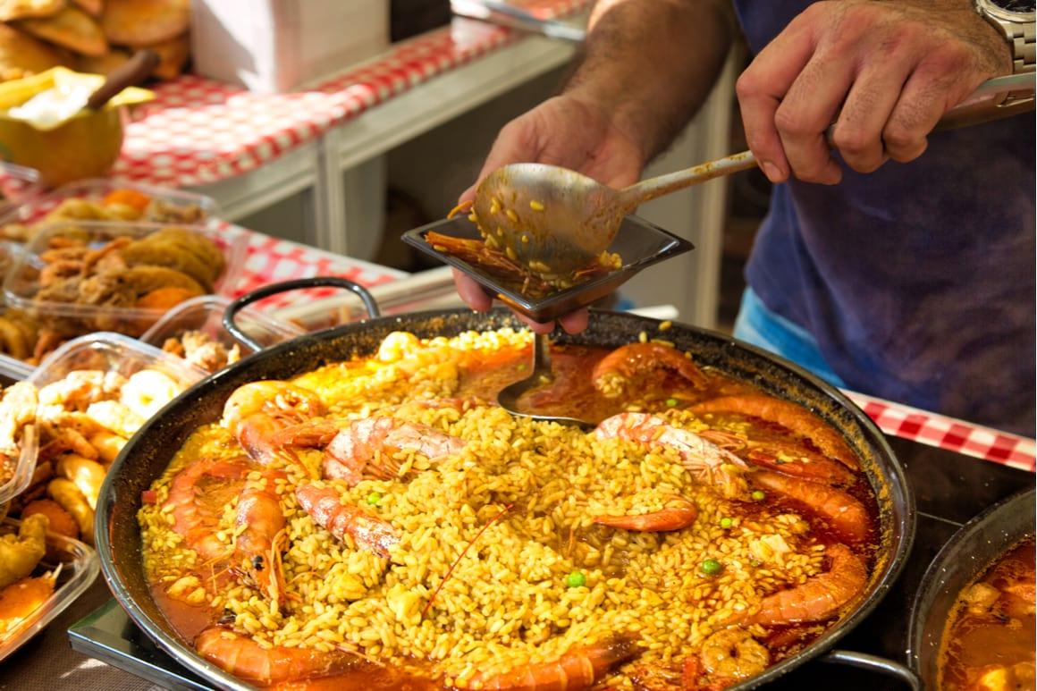 Learn the Art of Paella Barcelona