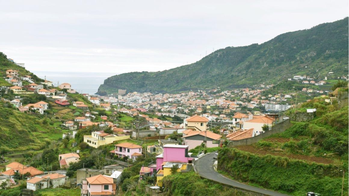 Machico Madeira Town