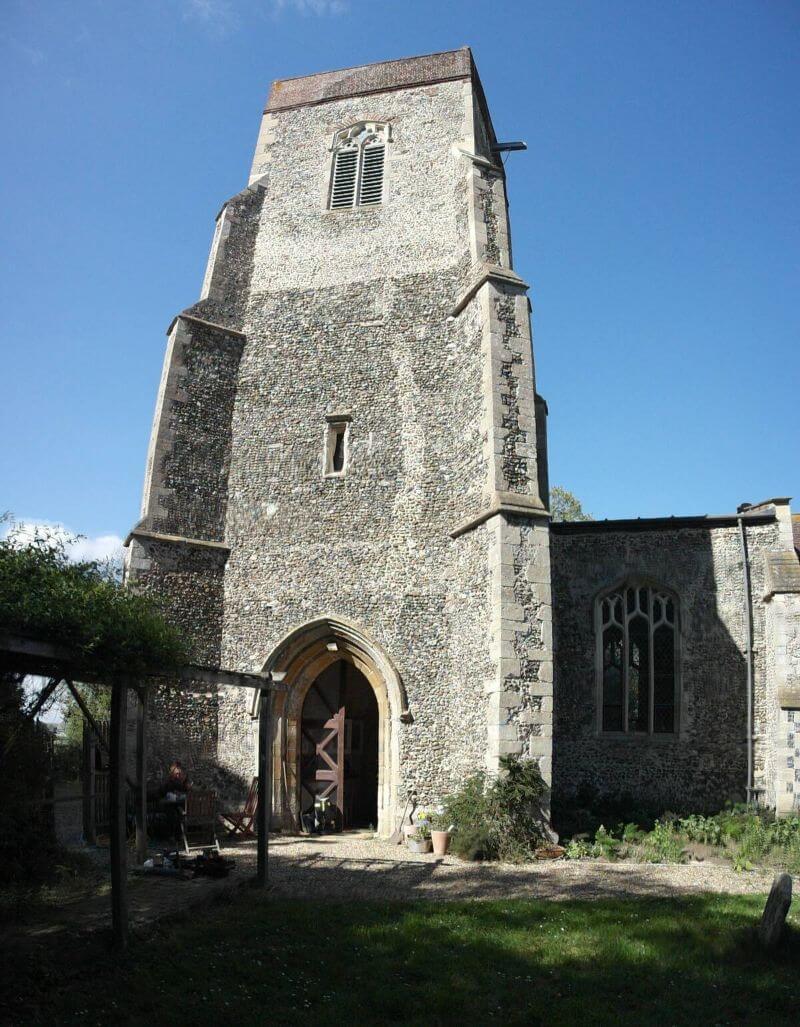 Medieval Grade I Listed Church United Kingdom