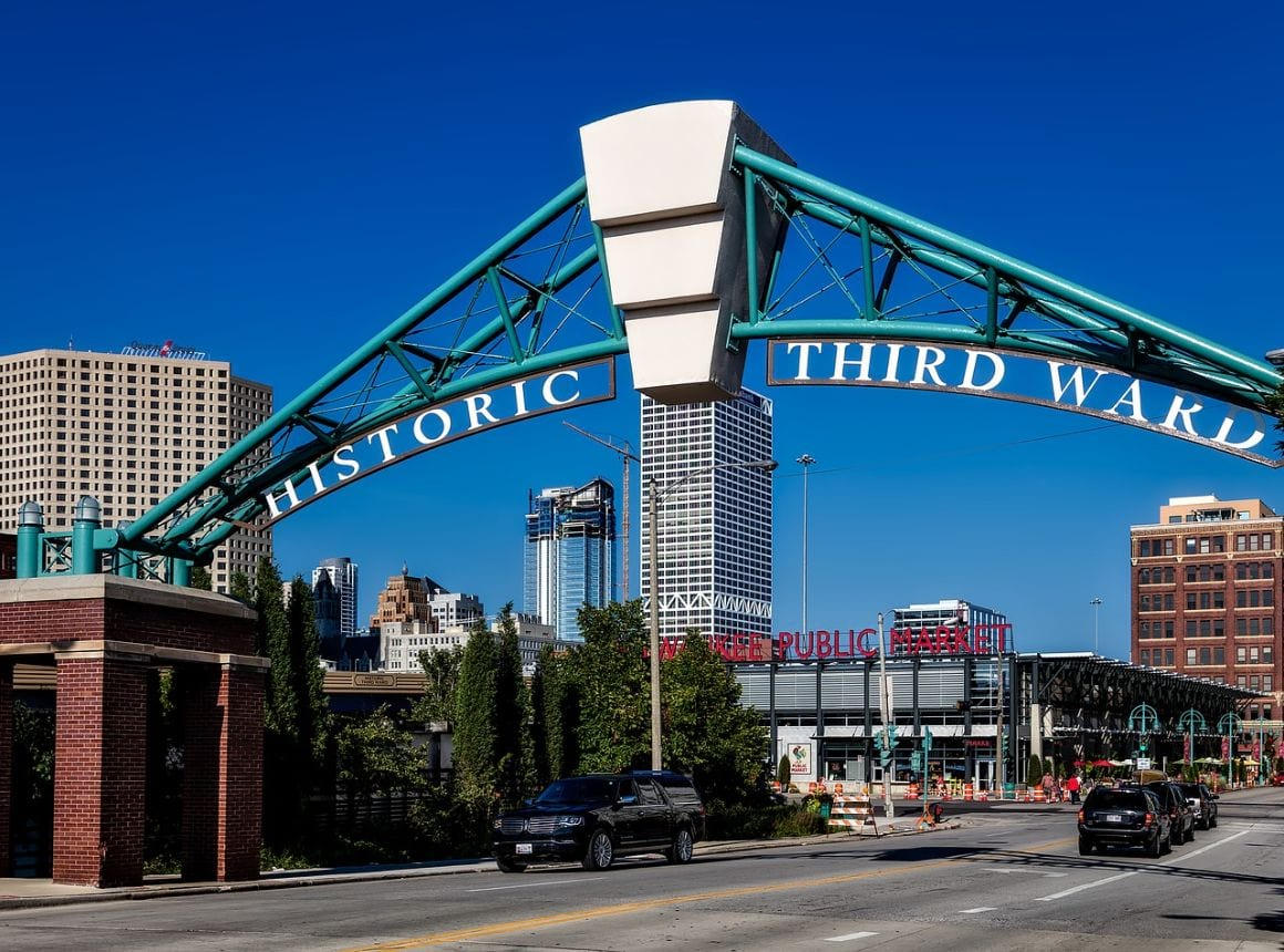 Historic Third Ward, Milwaukee 1