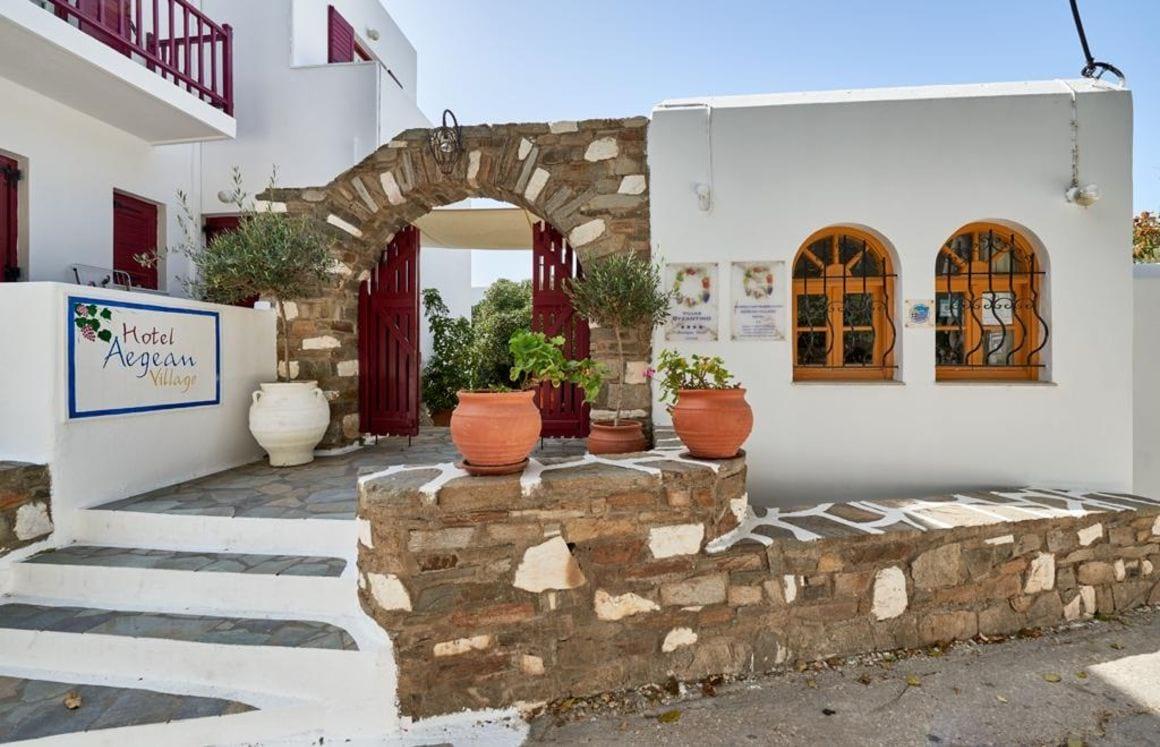 Aegean Village, Paros