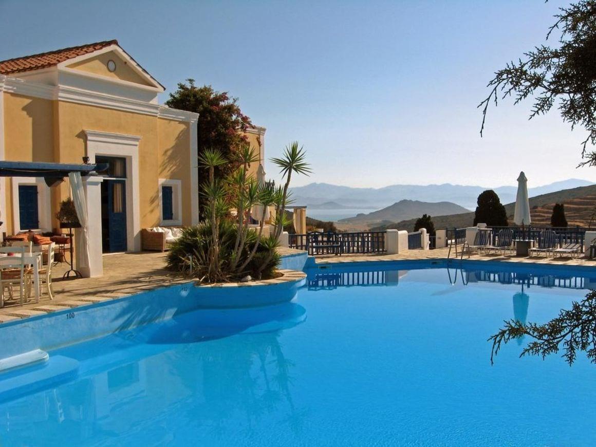 Lefkes Village, Paros