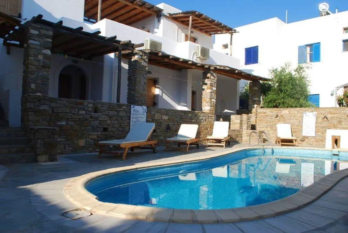 Sirocos Rooms and Studios, Paros