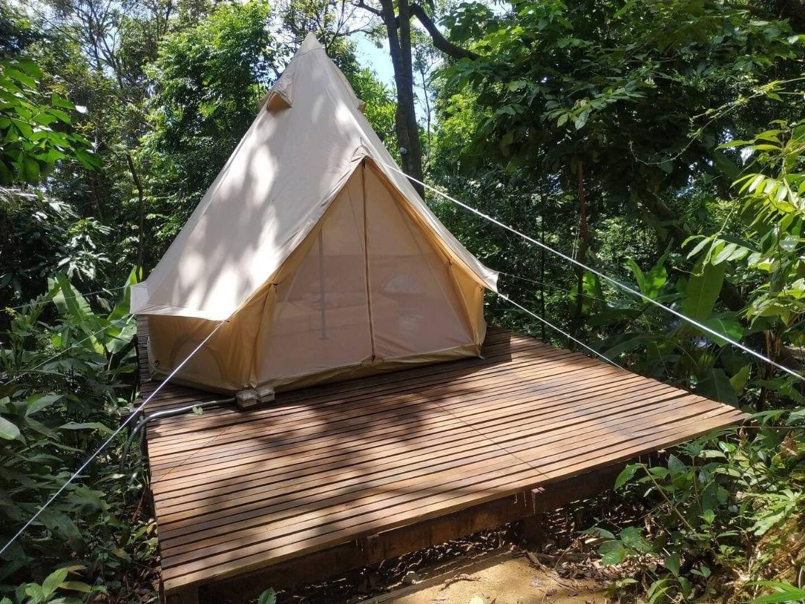 Orang Hutan Camping Suite, Perhentian Islands